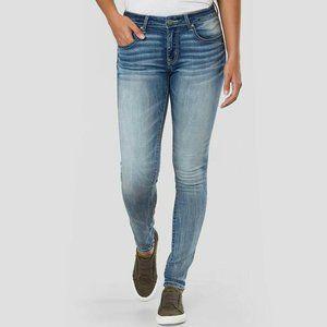 "Buckle BKE DENIM Stella Skinny Jeans Sz 27 x 31""L"